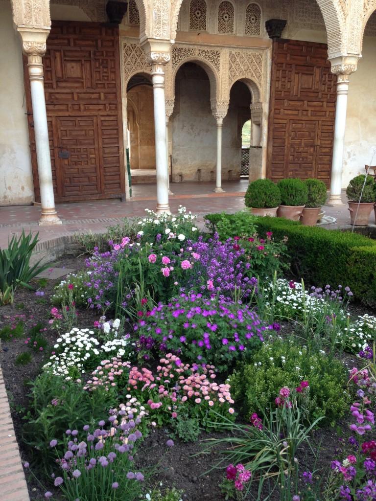 Generalife Gardens - Granada