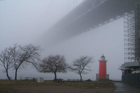 littleredlighthouse-in-fog