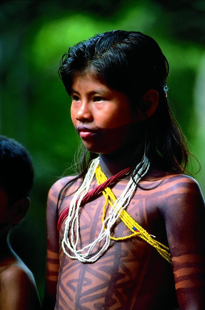 Choco Indian girl