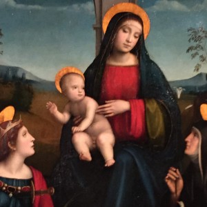 The glorious religious art at the Galleria Nazionale