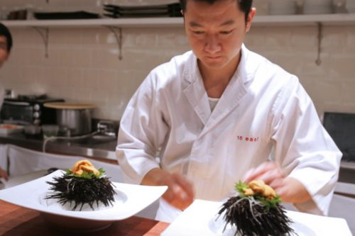 Chef Noriyuki Takahashi