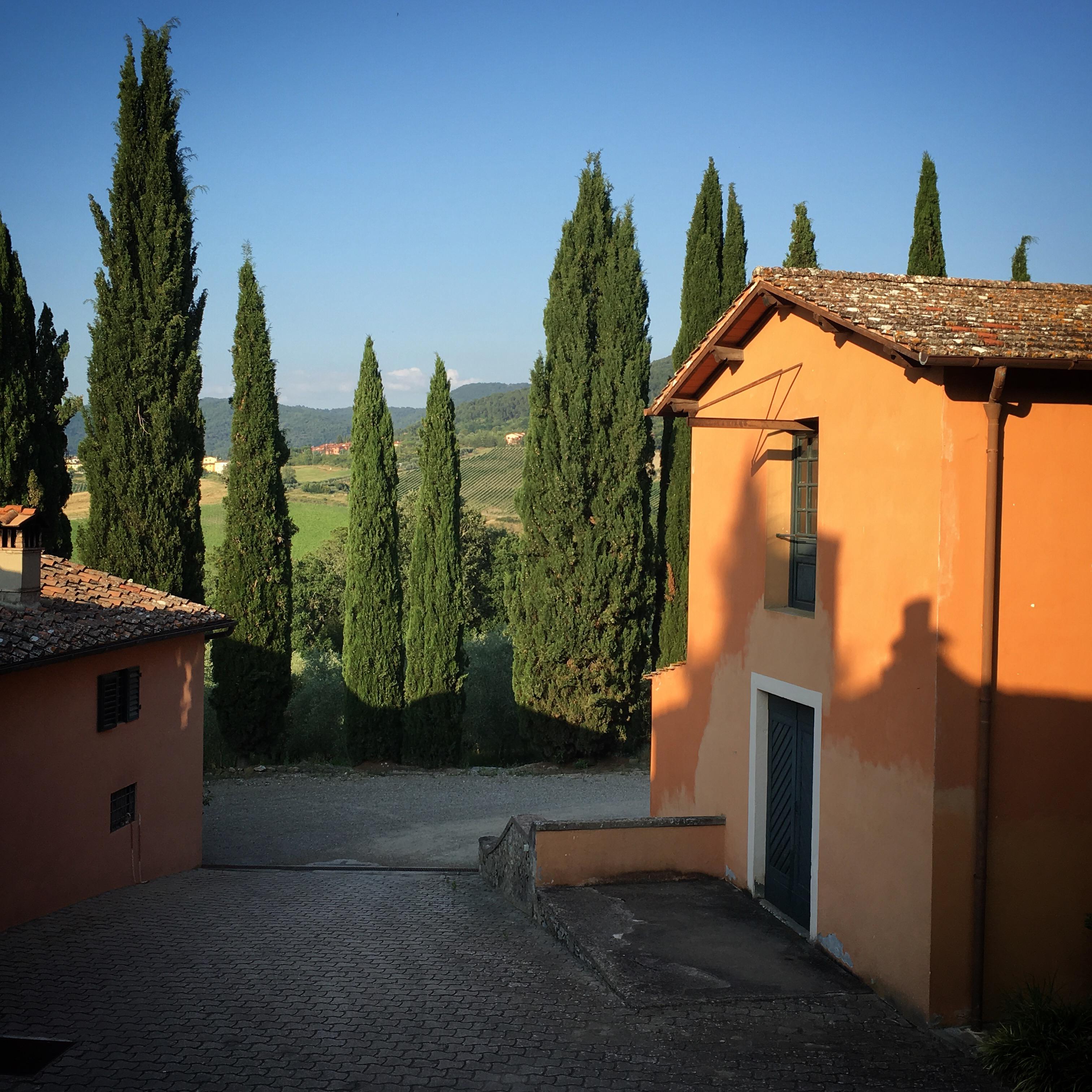 Villa Nozzole, Greve in Chianti